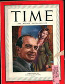 Time-11/20/50- Christopher Fry on Cover!