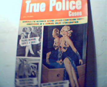 True Police-4/55-Scandals,Hayworth Custody,