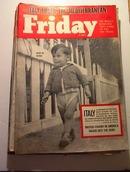 Friday Mag,5/2/1942,Italy Loses Mediterranean