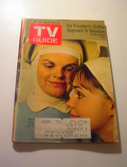 TV Guide,5/3/1969,Sally Field/M.Sherwood cov