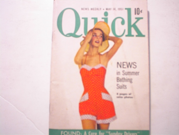 Quick,5/14/1951,Summer Bathing Suits