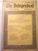 The Independent,1908,Prejudice Against Jews