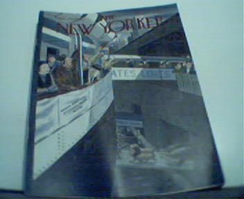 New Yorker-1/25/58 Saab,Noel Coward,GreatAds