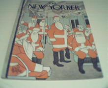 New Yorker-12/25/65-Thunderbird,VaticanCity