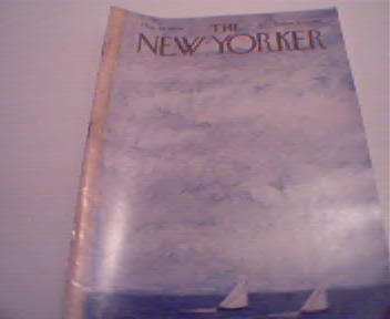 New Yorker-5/28/66 CocaCola,Citroen,Rome!