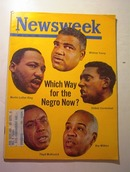 Newsweek,5/15/1967,Which Way For The Negro?