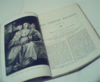 Century!-11/1895 Robert Louis Stevenson!
