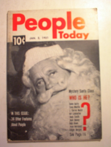 People Today,1/2/51,Hortense Hewitt!