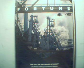 Fortune-8/67 Pittsburgh's Bridges,Jim Webb,