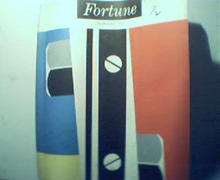 Fortune-9/51 Boeing's Bombers,TV & Industry