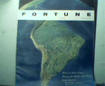Fortune-2/62 Latin America,Ford,McCrory Corp!