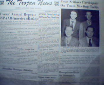 Trojon News-12/16/49 NSPA,Merry Christmas!