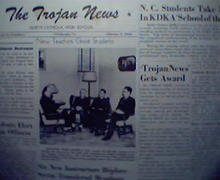 Trojon News-10/8/48 KDKA School of the Air!