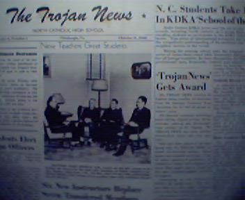 Trojon News-10/8/48 KDKA School of the Air!