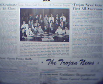 Trojon News-5/7/48 First All American!More!