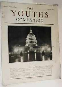 The Capitol Wash DC Youths Companion Ap 1927