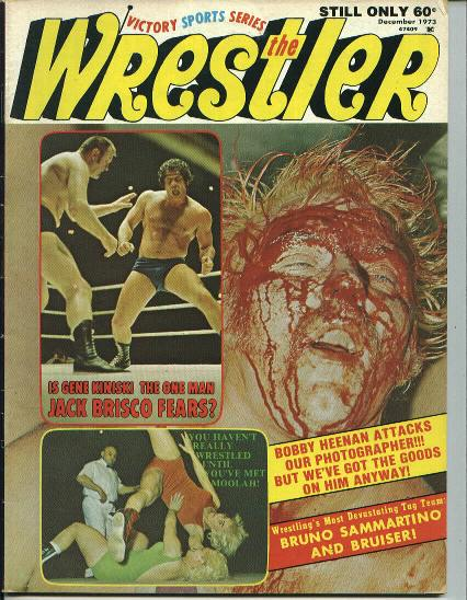The Wrestler, Gene Kiniski, 12/73