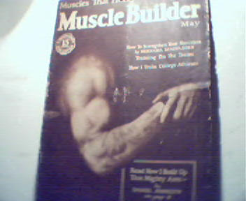 Muscle Builder-5/26 Atheletes Law Abiding,Tra