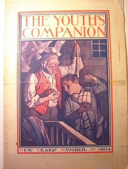 The Youth Companion,New Years Number for 1904