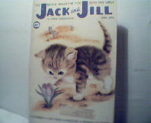 Jack&Jill-4/59 Dolly Dingle Paper Doll!More!