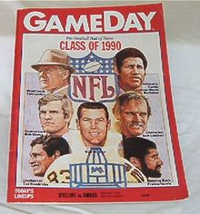 GameDay 9/1/90 Steelers/Eagles @ Three Rivers
