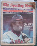 The Sporting News - 6/20/83 -Sports newspaper