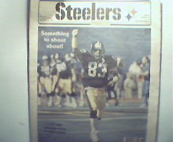 Pgh Steelers Wkly-11/9/91 Steelers Finding Ways to Lose