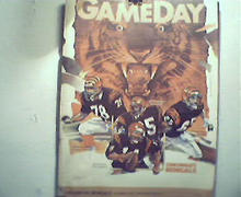 Gameday=Steelers vs Cincinnati Bengals 12/4/83!