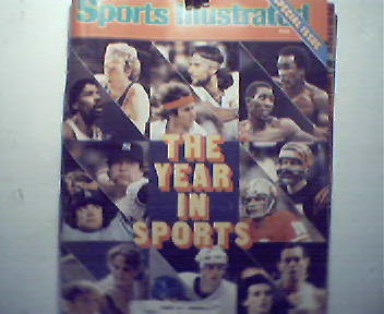 Sports Illustrated-2/10/82 49ers,Celtics,Sugar Ray,Mac!