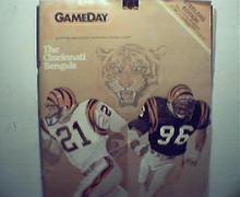 Gameday-12/13/81 Steelers vs Bengals!