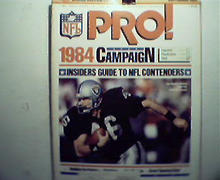 Pro-9/84 Season Preview, Madden on Football!