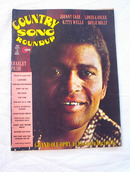 COUNTRY SONG ROUNDUP 9/1974 CHARLEY PRIDE
