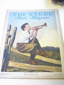 The Etude Music Magazine,9/31,