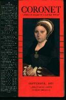 Coronet Magazine-9/37-Lord Bacons Black Hen