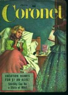 Coronet Magazine-4/53- Darling Nettie Gray