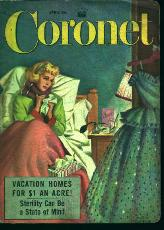 Coronet Magazine-4/53- Darling Nettie Gray