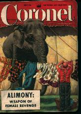 Coronet Magazine-5/52-Sam Levenson, Stalin