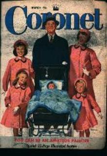 Coronet Magazine-3/54 Amatuer Painting Info!