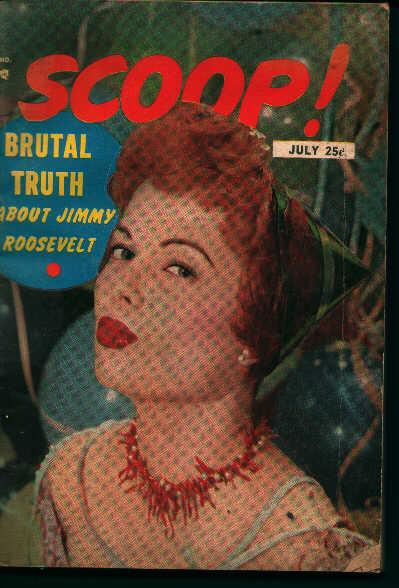 Scoop-7/54-Woman Devil Dance, Black Jews
