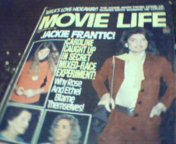 Movie Life-10/73-Caroline Kennedy,Brando!