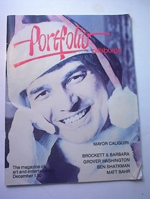 Portfolio Pittsburgh,12/1979,Mayor Caliguiri
