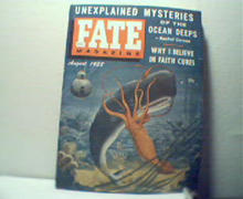 Fate-8/58 Mysteries of Ocean Deeps,FaithCure