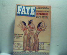Fate-9/54 Amazing New Discoveries in Egypt!