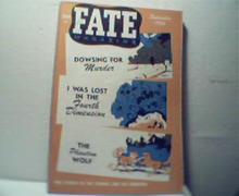 Fate-9/56 Phantom Wolf,Lost in 4th Dimension!
