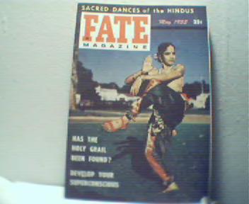 Fate-5/55 Sitting Bull,Holy Grail,HinduDance