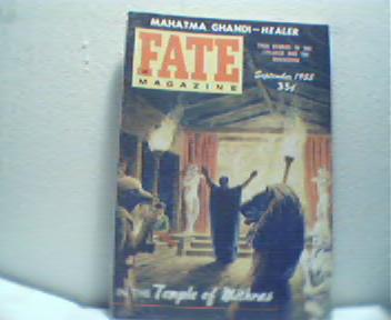 Fate-9/55 Temple of Mirthas,Ghandi-Healer!