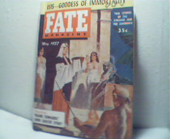 Fate-5/57 Missing Link Found,Isis,SaucerStory