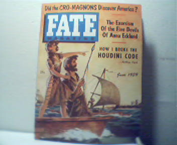 Fate-6/59 Did Cro Magnons Find America?,More