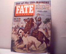 Fate-10/58 Use Telepathy,Last of CroMagnons!