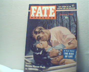 Fate-1/55 Kiss of Life,Norman V Peale-Survive